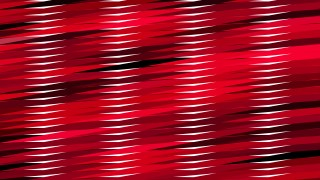 Abstract Red Black and White Horizontal Lines and Stripes Background