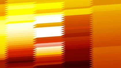 Abstract Red Orange and White Horizontal Lines and Stripes Background Illustrator