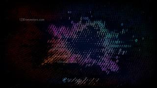Cool Binary Background