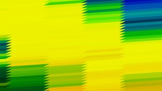 Abstract Blue Green and Yellow Graphic Background