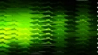 Abstract Green and Black Graphic Background Vector Image