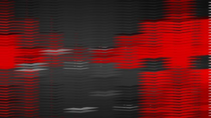 Red and Black Abstract Background
