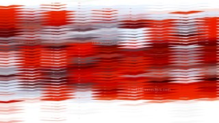 Abstract Red and White Graphic Background Image