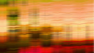 Abstract Red Green and Orange Background