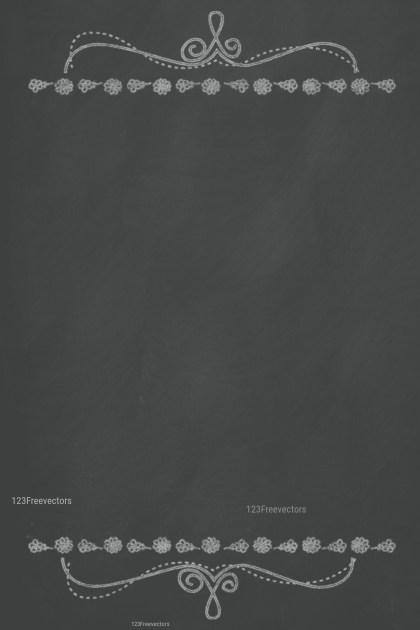 Blackboard Background Image