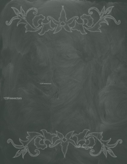 Black Chalkboard Background Image
