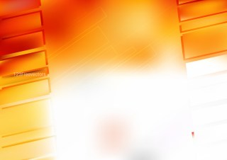 Abstract Orange and White Modern Geometric Shapes Background Image