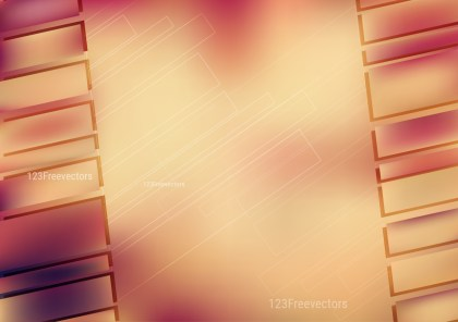 Pink and Brown Modern Geometric Background