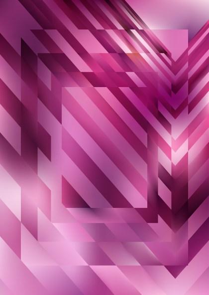 Purple Geometric Background Vector Graphic