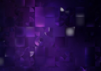 Abstract Purple and Black Modern Geometric Background Illustration