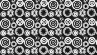 Black and Grey Geometric Circle Background Pattern Image
