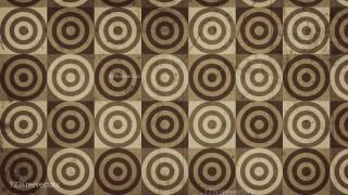 Brown Grunge Circle Background Pattern Graphic