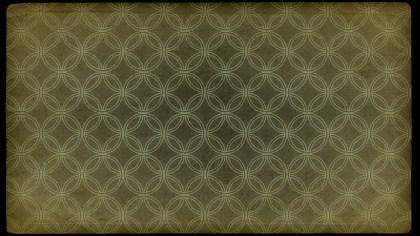Dark Color Geometric Circle Pattern Background Image