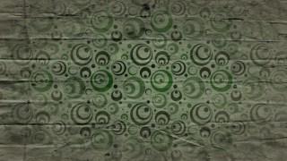 Dark Color Grunge Seamless Circle Pattern Background