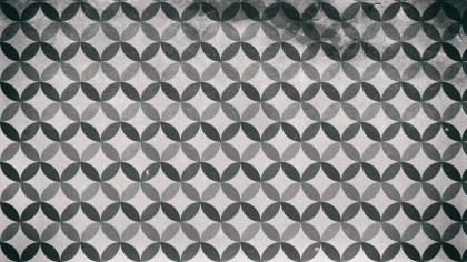 Dark Grey Grunge Seamless Circle Wallpaper Pattern Graphic