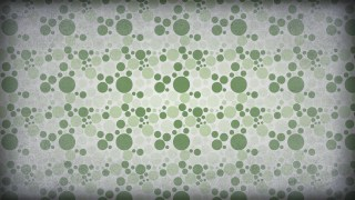 Green and Grey Geometric Circle Pattern Background Image