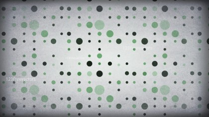Green and Grey Geometric Circle Background Pattern Image