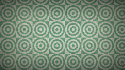 Green and Grey Seamless Circle Background Pattern Image
