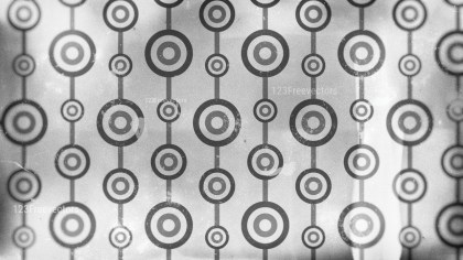 Grey Circle Pattern Background Image