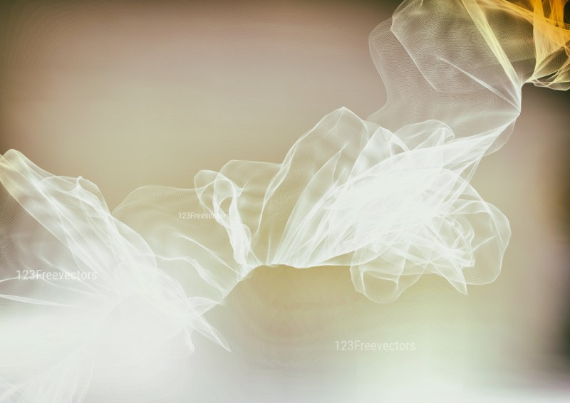 Brown and White Smoke Texture Background Image