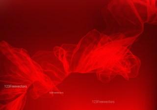 Dark Red Smokey Background
