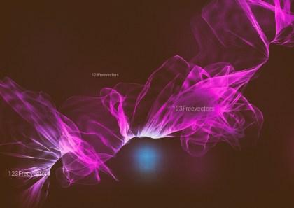 Pink and Black Smoke Background Image