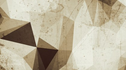 Brown Vintage Distressed Texture Background