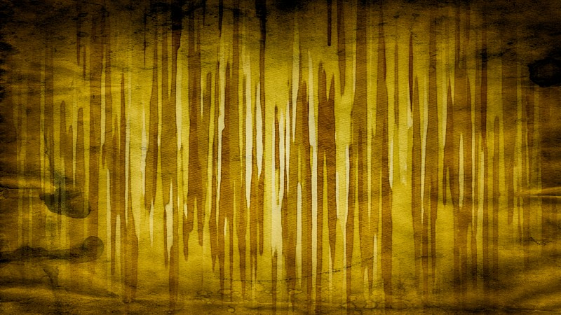 Brown and Gold Vintage Grunge Texture Background