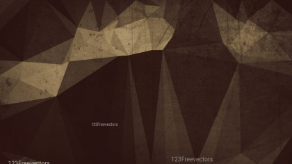 Dark Brown Vintage Background Texture