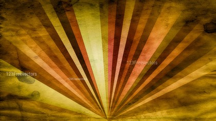 Red Yellow and Brown Vintage Textured Background