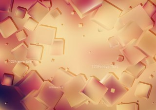 Pink and Brown Square Background Image