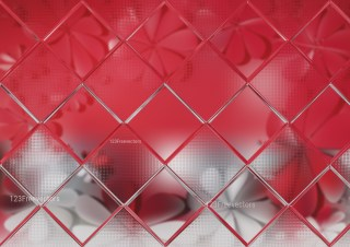 Red and Grey Square Background Image