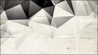 Black and Beige Grunge Geometric Polygon Background Graphic