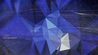 Black and Blue Grunge Polygonal Background Image