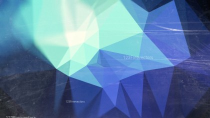 Black Blue and Beige Grunge Polygonal Background