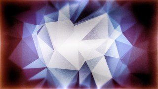 Black Blue and Brown Grunge Low Poly Abstract Background