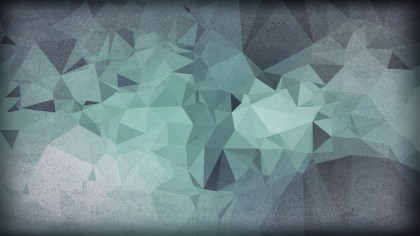Blue and Grey Distressed Low Poly Background