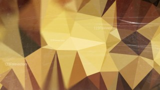 Brown Grunge Polygon Triangle Background Graphic