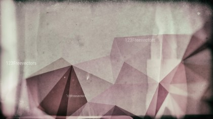 Brown and Grey Distressed Polygon Background