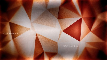 Brown Grey and Black Grunge Low Poly Abstract Background Image