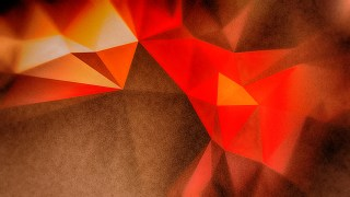 Brown Red and Orange Grunge Polygonal Background Graphic