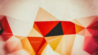 Brown Red and Orange Distressed Low Poly Background Image