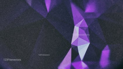 Cool Purple Grunge Polygon Pattern Background Image