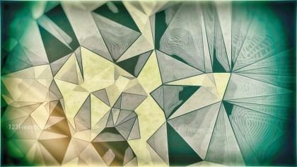Dark Color Grunge Polygon Background