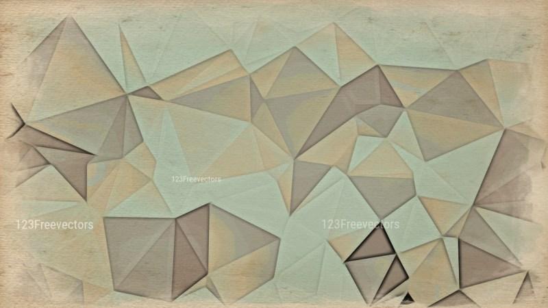 Dark Color Grunge Polygon Triangle Background Design