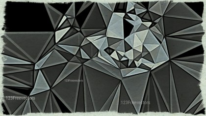 Dark Color Distressed Polygon Background Image