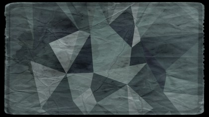 Dark Color Distressed Polygon Background
