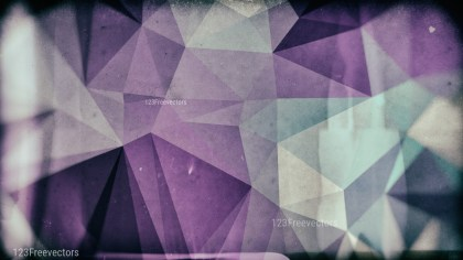 Dark Color Distressed Polygonal Background Image