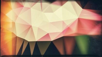 Dark Color Grunge Polygon Background Graphic Design