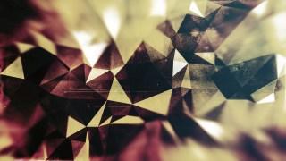 Dark Color Grunge Polygon Background Design